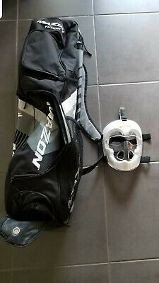 Field Hockey Bag, Mask