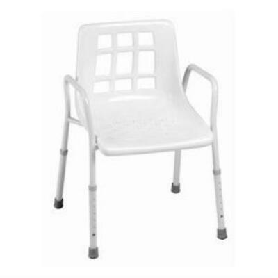 Shower Chair Adjustable With Arms