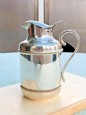 Silver Plated Thermal Jug 500ml