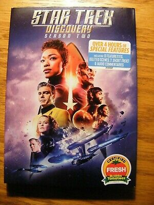 Star Trek Discovery 2019 The Complete Second Season Two 2 No Knockoffs