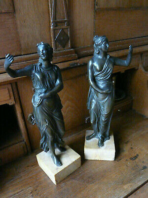 Antike Bronze Statuen Frankreich antique bronze statues France