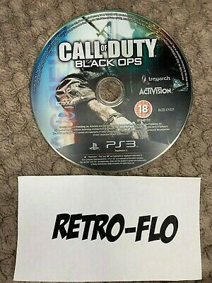 Call Of Duty Black OPS - Jeu Playstation PS3