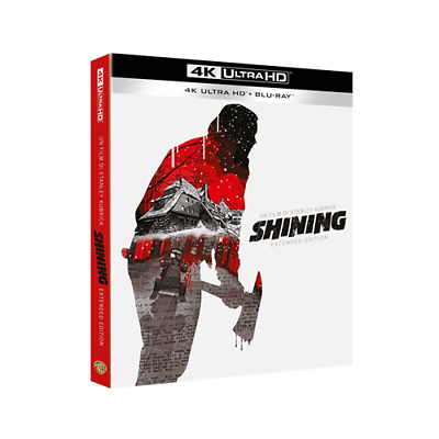 Shining (Extended Edition) (4K Ultra Hd + Blu-Ray)  [Blu-Ray Nuovo]