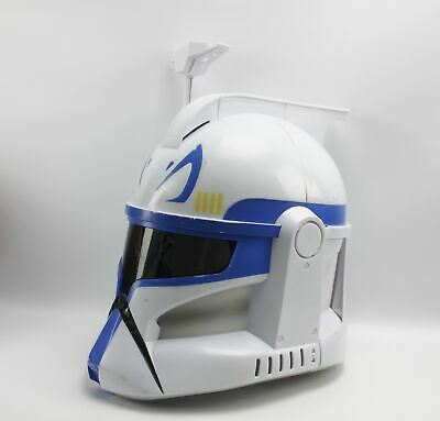 Hasbro Star Wars The Clone Wars Captain Rex Voice Changing Command Helmet /2