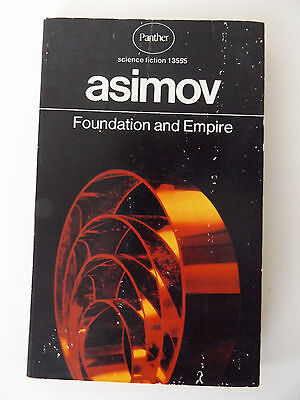 1967 ISAAC ASIMOV Foundation and Empire PAPERBACK Science Fiction Fantasy
