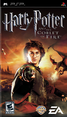Harry Potter and the Goblet of Fire - Sony PSP PlayStation Portable Game