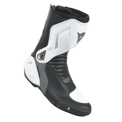 New Dainese Nexus Boots Men's EU 43 Black/White/Anthracite #1795200F1343