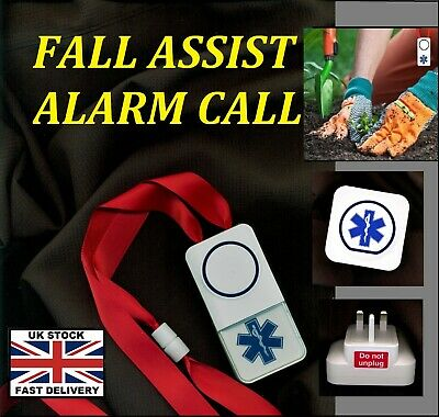 CARE ALARM CALL ! ~ NEW MAINS (cordless) NO BATTERIES REQUIRED* ~ 250m range !