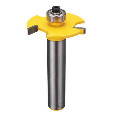 Joint Slot Router Bit 1/2 Inch Shank Jointing Slotting Woodworking Cutter