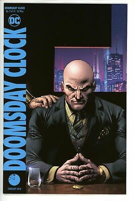 Doomsday Clock #2 (Of 12) Variant - Dc Comics