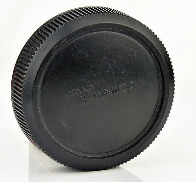 Bronica Rear Lens Cap Genuine for ETR, ETRS, ETRSi