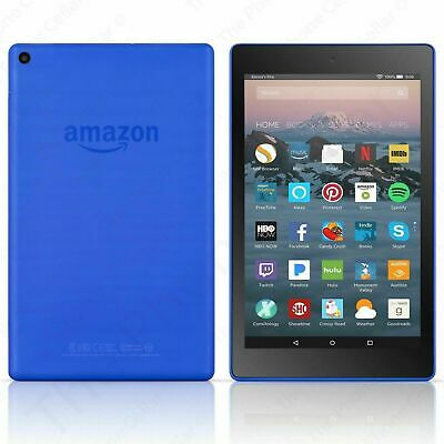 Amazon Fire HD 8 8th Generation 16 GB, Wi-Fi, 8 in marine blue with special off
