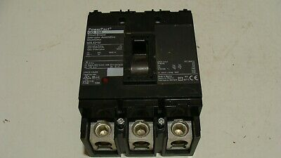 NNB SQUARE D POWERPACT QDL32150 UNUSED  3 Pole 150 Amp