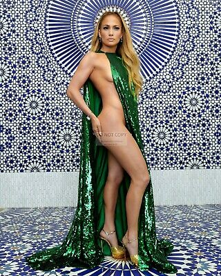 Actress Jennifer Lopez Pin Up - 8X10 Publicity Photo (Mw181)