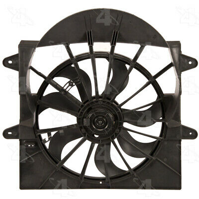 Engine Cooling Fan Assembly OMNIPARTS 16021136 fits 2001 Honda Accord 2.3L-L4