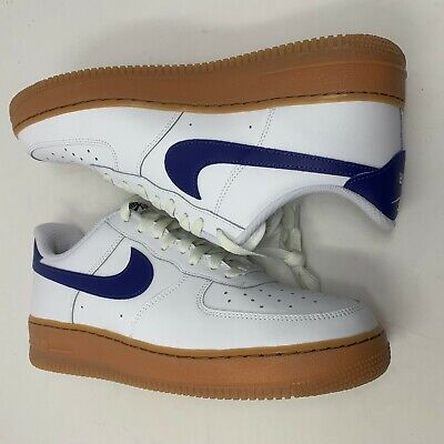 NIKE ID AIR Force 1 Low NYG New York Giants NFL Size 14 Mid