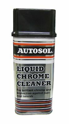 Autosol Chrome(250g Liquid) (250g)