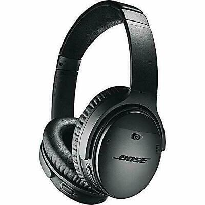 Bose QC35 II QuietComfort 2 Noise Cancel Bluetooth Wireless Headphones Black UK