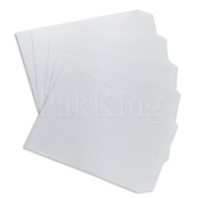 Any Qty C4 (324x229mm) WHITE PLAIN PAPER ENVELOPES 90gsm Self Seal Office Letter