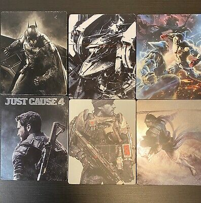 Steelbook Collection Ps4 Xbox One