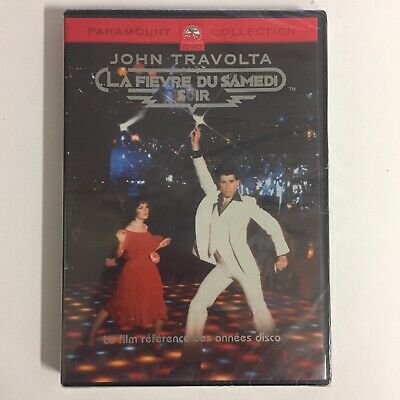 The Fever of Saturday Night John Travolta DVD New Blister Pack c21