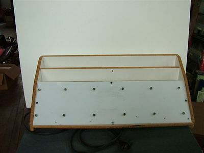 Light table with registration pins