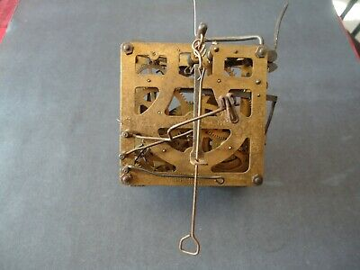 Vintage Regula Cuckoo Clock Movement for parts or repair K