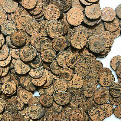 Top Lot Of 1 Roman Bronze Coin Of Various Emperors-Buy 10 Get One Free