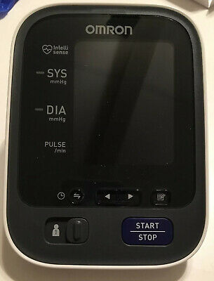 Omron ( MONITOR ONLY!) BP786N 10 Series Upper Arm Blood Pressure Monitor~USED