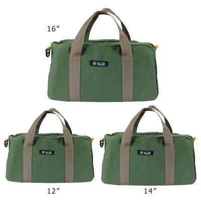 Multi-function Canvas Waterproof Storage Hand Tool Bag Portable Toolkit Pouch