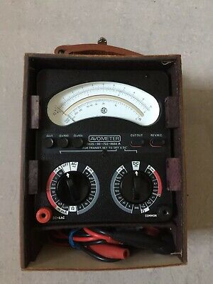 AVO Meter Model 8 MK6  Good Condition  Tested 100% working