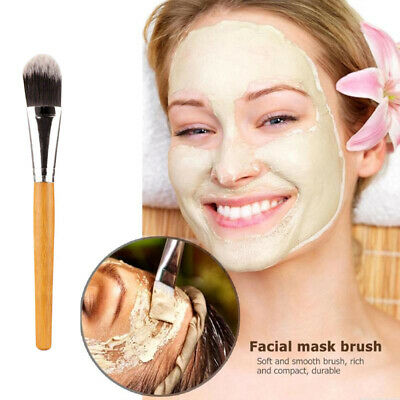 Facial Mask Brush Woman Cosmetic Tool Makeup Foundation Brush Concealer Brush d