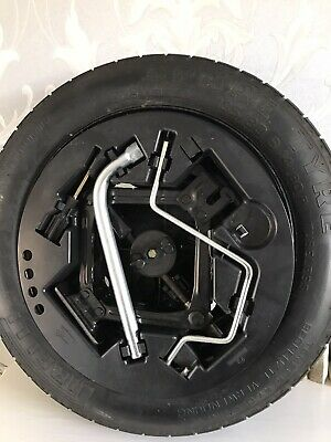 2005 Fiat Punto Spare Tire And Tools / Jack