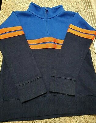 Boys Lands End blue top age 3 years