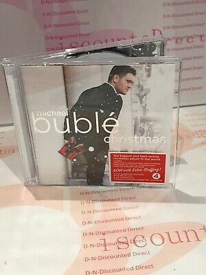 MICHAEL BUBLE CHRISTMAS DELUXE SPECIAL EDITION CD (2012) New album