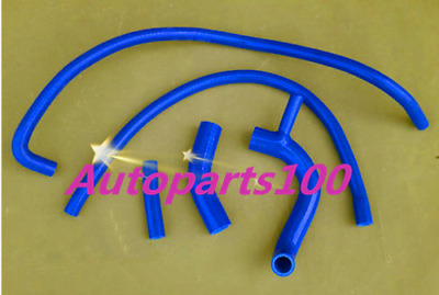 Blue silicone Radiateur heater hose for AUSTIN MINI CLUBMAN/COOPER 850/998/1098