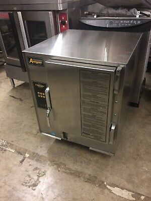 Accutemp E62081D060 Countertop Electric Convection Steamer 6pan 208V/1PH