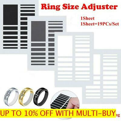 Invisible Tighteners Ring Size Adjuster Set Adjuster Pad Resizing Tools Reducer