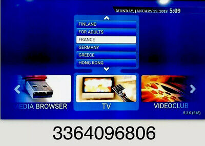 1 Month M3u Or Mag-android Box/Arabic/All world Channels and Movies 6 hFree Test