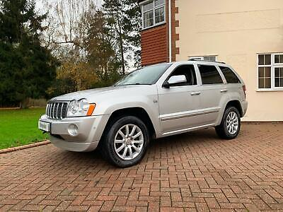 Jeep Grand Cherokee 5.7 V8 Hemi Overland American 4x4 4WD Petrol Automatic