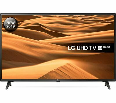 "LG 49UM7000PLA 49"" Smart 4K Ultra HD HDR LED TV - Currys"