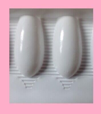 Large 3ml Empty Suppository Mold Shell Home Made Vaginal Oil Suppositories Mould