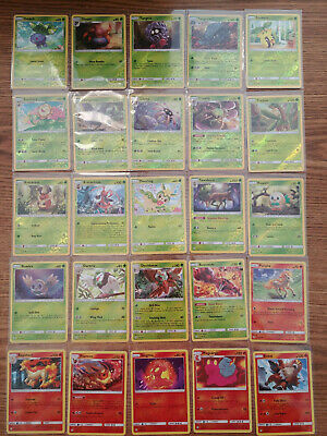 Pokemon TCG | Complete Cosmic Eclipse Reverse Holo Set | 193 cards | Rares Incl.