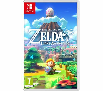 NINTENDO SWITCH The Legend of Zelda: Links Awakening - Currys