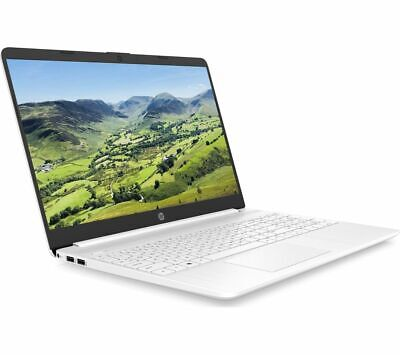 "HP 15s-fq1510sa 15.6"" Laptop - Intel® Core™ i5, 256 GB SSD, White - Currys"