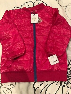 Harvey & Jones Girls Age 6-7 Coat Jacket Autumn Winter - Real Down Material- NEW