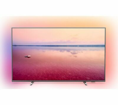 "PHILIPS Ambilight 50PUS6754/12 50"" Smart 4K Ultra HD HDR LED TV - Currys"