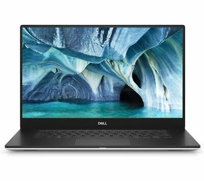 "DELL XPS 15 7590 15.6"" Intel® Core™ i7 Laptop - 512 GB SSD, Silver - Currys"