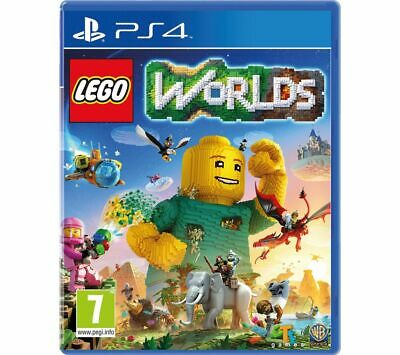 PS4 LEGO Worlds - Currys