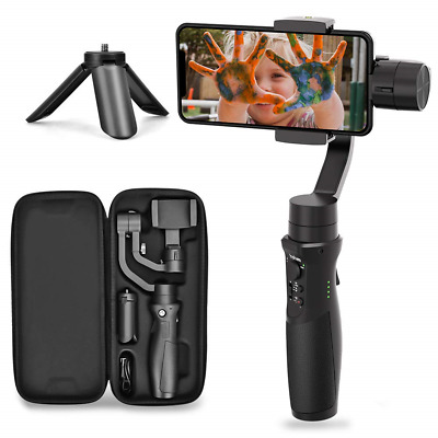 Hohem 3-Axis Gimbal Stabilizer for Smartphone iSteady Mobile Plus Gimbal with